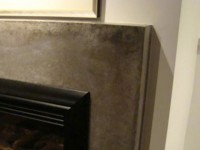 Modern Classic Fireplace Mantel