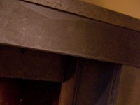 San Marino Fireplace Mantel