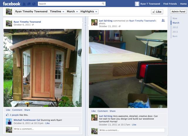 Ryan Timothy Townsend Facebook