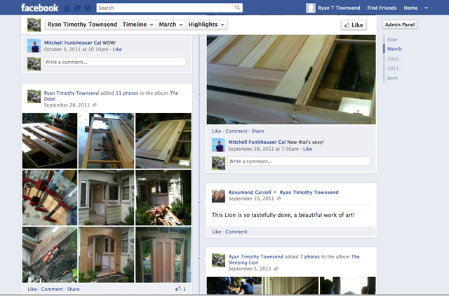 Ryan Timothy Townsend Facebook 2